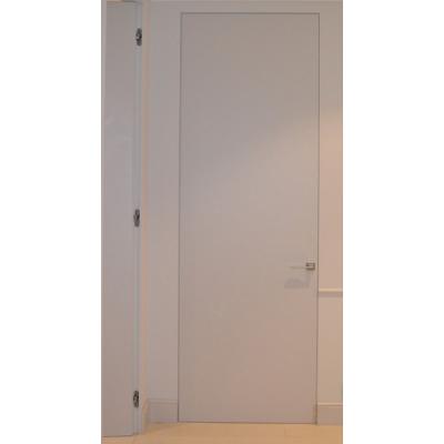 Двері приховані Анкона під фарбування глухе полотно