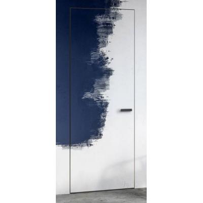 Двері приховані Invisible під фарбування глухе полотно