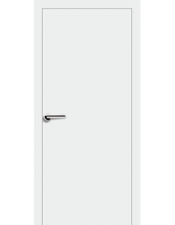 Двери Брама 7.01 Эмаль белая глухая