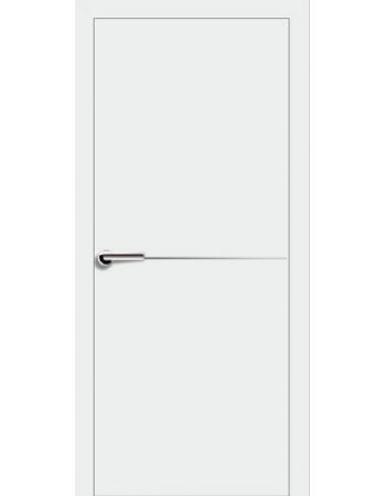 Двері Емаль Брама 7.20 біла глуха