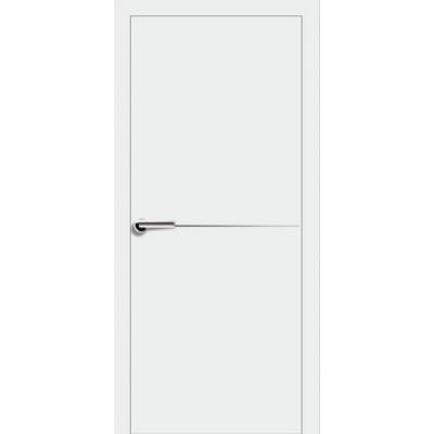 Двері Емаль Брама 13.20 біла глуха