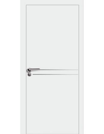Двери Эмаль Брама 7.21 белая глухая