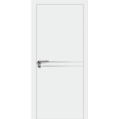 Двері Емаль Брама 13.21 біла глуха