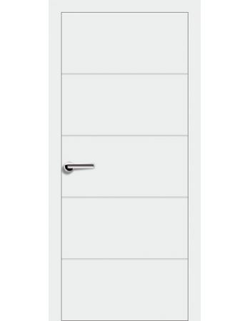 Двері Брама 7.02 Емаль біла глуха