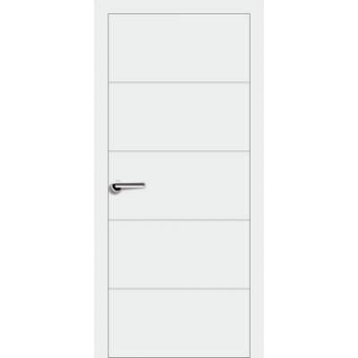 Двері Брама 13.2 Емаль біла глуха