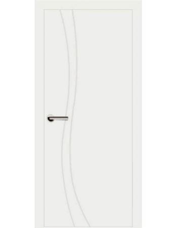 Двери Brama 13.5 Эмаль белая глухая