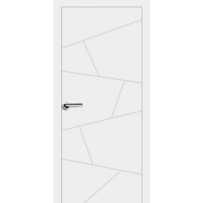 Двері Brama 13.6 Емаль біла глуха