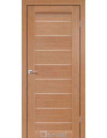 Межкомнатные двери ТМ DARUMI модель LEONA со стеклом сатин