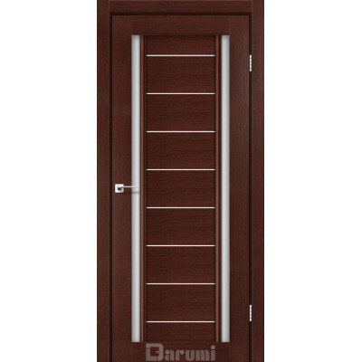 Межкомнатные двери ТМ DARUMI модель MADRID со стеклом сатин