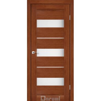 Межкомнатные двери ТМ DARUMI модель MARSEL со стеклом сатин