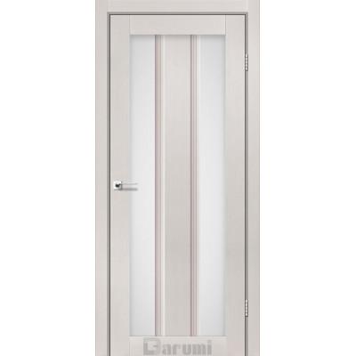 Межкомнатные двери ТМ DARUMI модель SELESTA со стеклом сатин