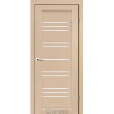 Межкомнатные двери ТМ DARUMI модель VERSAL со стеклом сатин