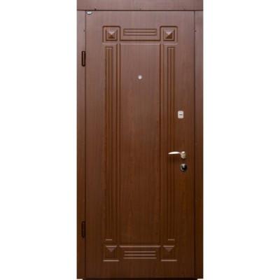 Вхідні двері Берез мод. Алмарин