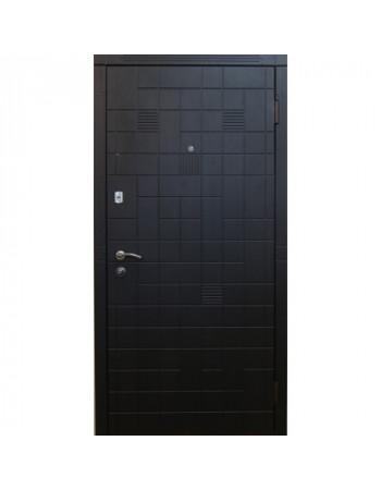 Двері Каскад з притвором (Redfort) оптима Венге / Дуб немо лате