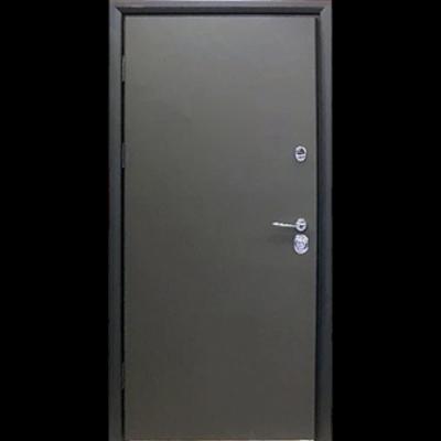 Вхідні двері Very Dveri Грей (серія Вулиця)