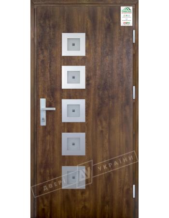 Двери GRAND HOUSE 73 Модель №2 (уличные)