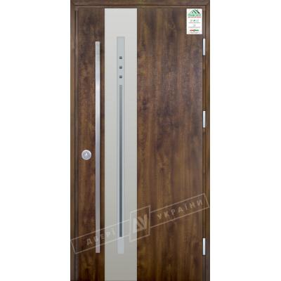 Входные двери Модель №4 ручка скоба (улица) серии GRAND HOUSE 73