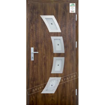 Двери GRAND HOUSE 73 Модель №5 (уличные)