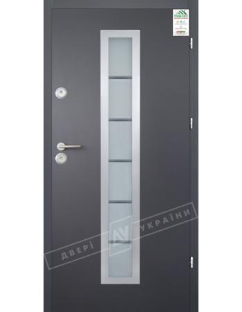Входные двери серии GRAND HOUSE 56 мм Модель №1 (улица)