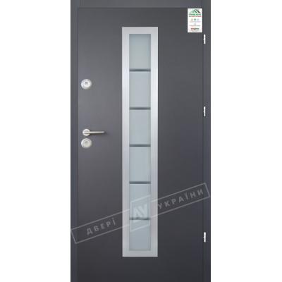Вхідні двері серії GRAND HOUSE 56 мм Модель №1 (вулиця)