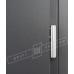 Двери GRAND HOUSE 73 Флеш Графит металлик (уличные)