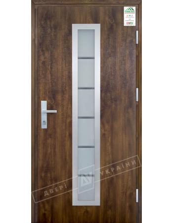 Двері GRAND HOUSE 73 Модель №1 (вуличні)