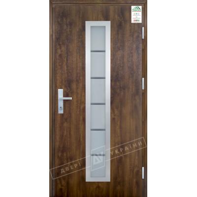 Двери GRAND HOUSE 73 Модель №1 (уличные)
