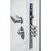 Вхідні двері Прованс серія БС біла всередині