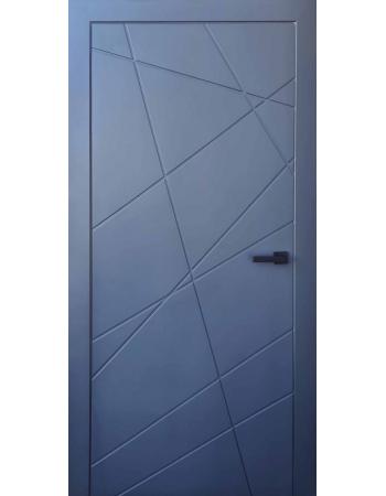 Двері міжкімнатні МК Діагональ Estet Doors