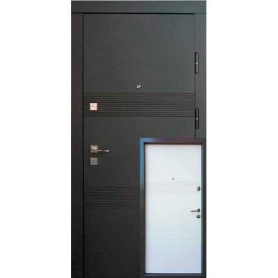 Двері вхідні Форт Протект - Агата венге / ваніль