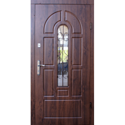 Двері Форт Арка (Вулиця)