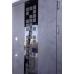 Двері Форт М Тріо-Сіті бетон антрацит / біла