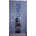 Двери Форт М Трио Сити бетон антрацит/белая