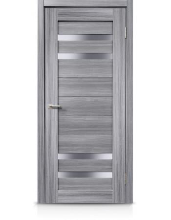 Межкомнатные двери Эковуд 636 Сандал серый