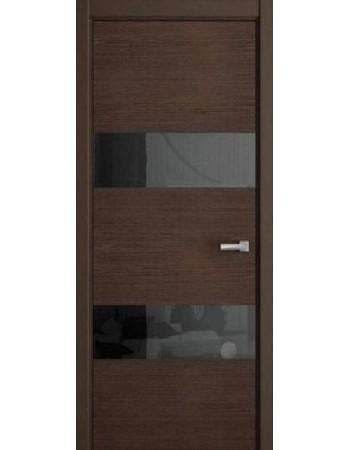 Межкомнатные двери Стайл 2 шпон