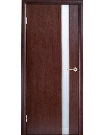Распродажа межкомнатных дверей Глазго 1 ПО венге