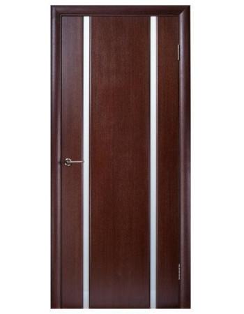 Распродажа межкомнатных дверей Глазго 2 ПО венге