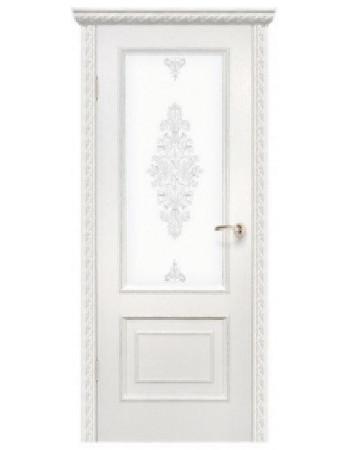 Распродажа межкомнатных дверей Комплеана Декапе ПО ваниль