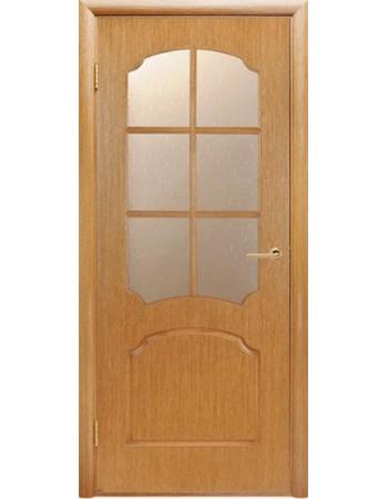 Распродажа межкомнатных дверей Престиж ПО Светлый дуб