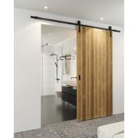 Комплект фурнитуры Slido Design 100-S для одного дверного полотна 2 м