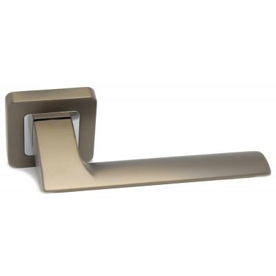 Ручки дверные Safita 150 R40 MSB-CP