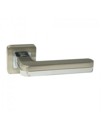 Ручки дверные Safita 699 R40 SN-CP Сатин - Хром