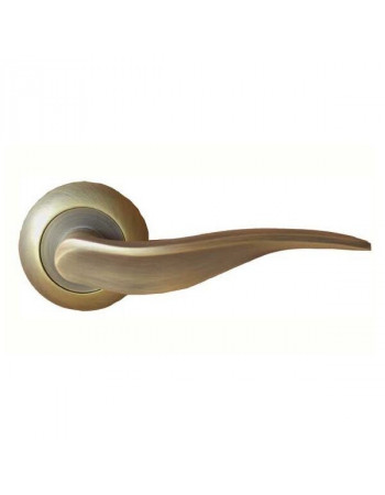 Ручки дверные Safita R01H 011 MAB Бронза Старинная