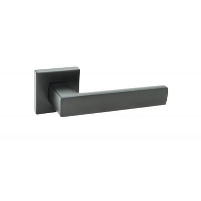 Ручка дверна Rich-Art 249 R64 FB чорна