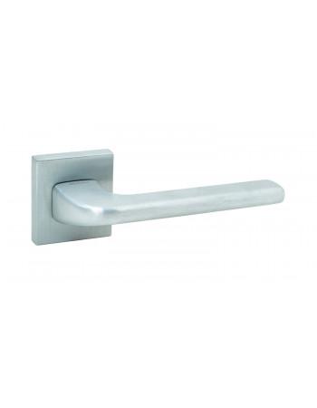Ручки дверные Rich-Art 382 R64 MWSC матовый хром