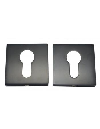 Накладки под цилиндр Rich-Art PZ R64 FB черный