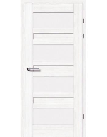 Двери 19.3 Брама береза стекло Сатин