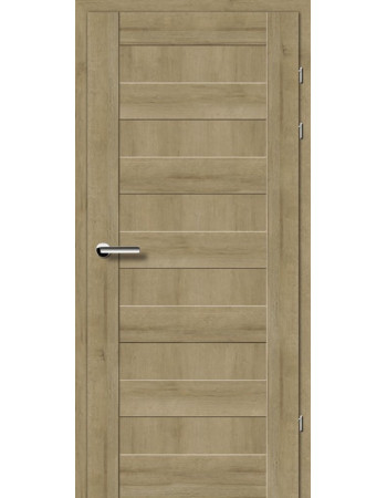 Двери 19.40 EuroDoors Брама дуб натуральный глухое