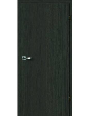 Двери Стандарт 2.1 Брама дуб антрацит глухое