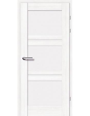 Двери 19.82 Брама береза стекло Сатин